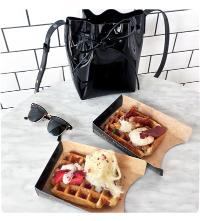 Pitcher and Iron - Authentic Liege Waffles, Subiaco Perth