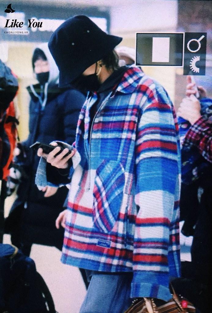 BIGBANG via likeyou_GD - 2017-11-23 (details see below)