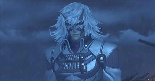 Xenoblade Chronicles 2 - Masked Man