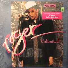 ROGER:UNLIMITED(JACKET A)