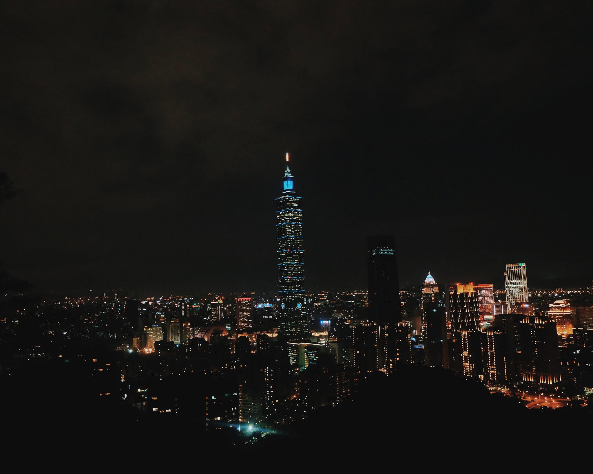 Taiwan Travel Blog 2017