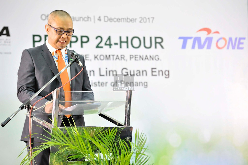 041217 - Official Launching Of New PBAPP 24-Hour Call Centre (4 December 2017)