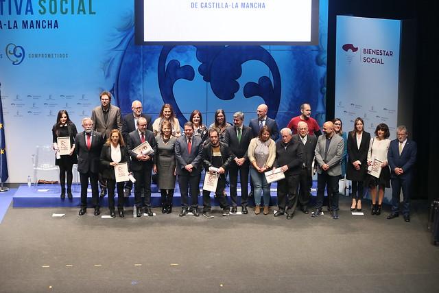 II Reconocimientos a la Iniciativa Social de Castilla-La Mancha
