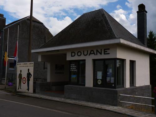 Ancienne douane de Cul-des-Sarts