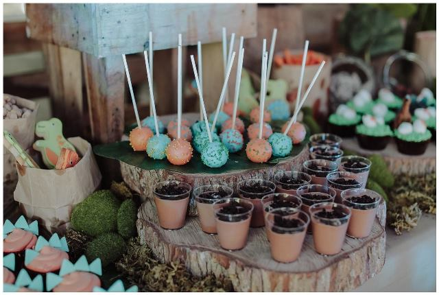 dinosaur theme party sweets (4)