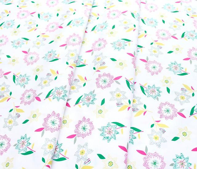 Art Gallery Fabrics Floralia Fusion Sparkler Floralia