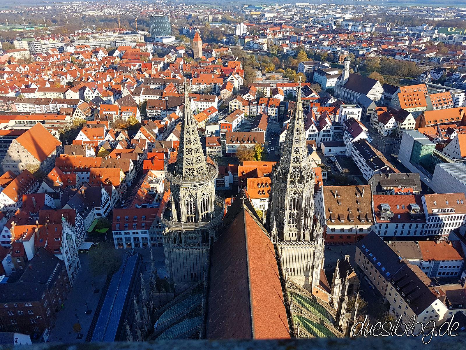 Ulm Muenster travelblog duesiblog 22