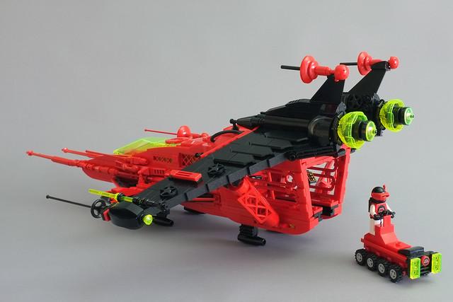 Neo 6956 rear buggy
