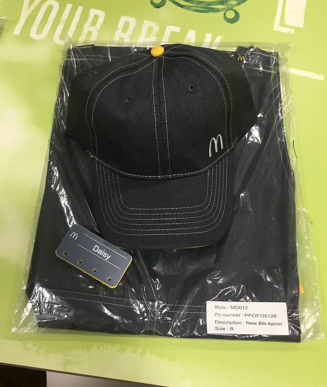 McDonalds Uniform