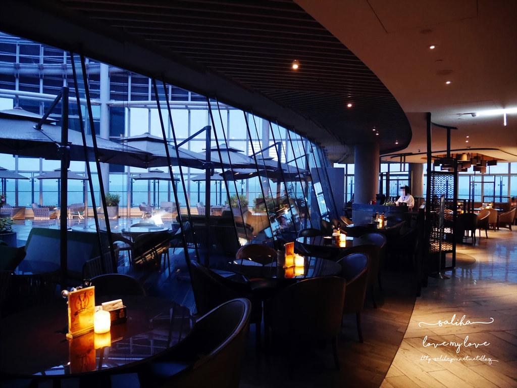 台北新北板橋車站附近看夜景餐廳推薦Asia 49亞洲料理及酒廊 (2)