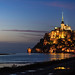 ABM (Another Blue Monday)  / Le Mont St. Michel  (Unesco world heritage), France by Frans.Sellies