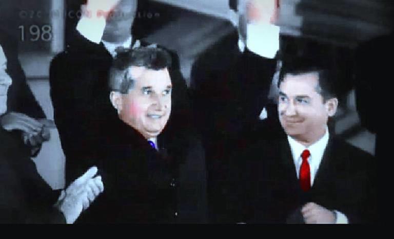 Ieseuri vesele si triste ale tovarasului Nicolae Ceausescu, ultimul stalinist al Europei