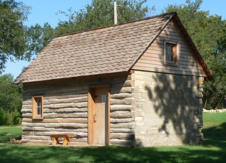 Home on the Range cabin