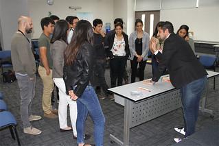 La Universidad San Ignacio de Loyola, a través de su Centro de Emprendimiento, capacitó del 6 al 9 de noviembre a los 10 finalistas del Startup USIL 4G.