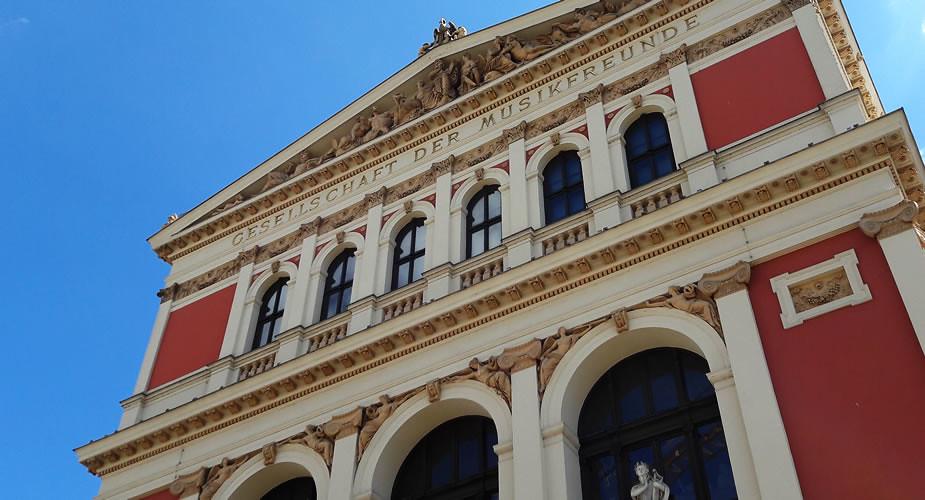 Bezienswaardigheden Wenen: Wiener Musikverein | Mooistestedentrips.nl