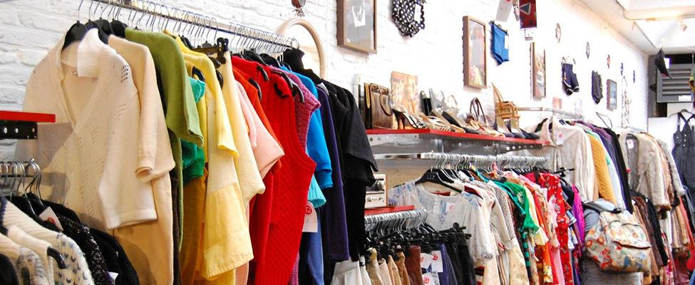 Winkelen in Antwerpen? Ga lekker vintage shoppen | Mooistestedentrips.nl