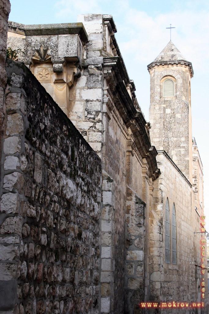 Стена Плача в Иерусалиме пейзажи