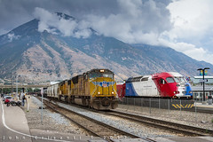 Train Time at Provo