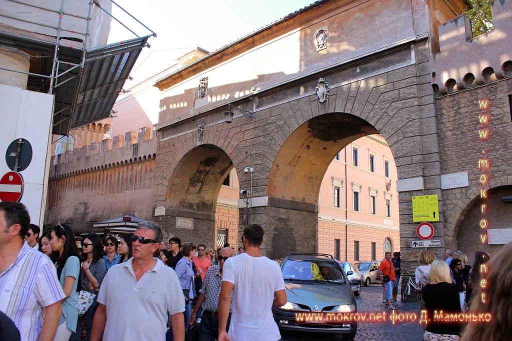 Государство — город Ватикан фоторепортажи