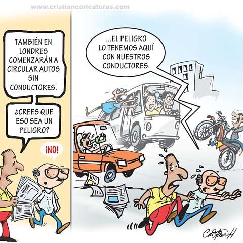 Sin conductores