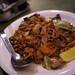 Stir fried noodle with black soy sauce