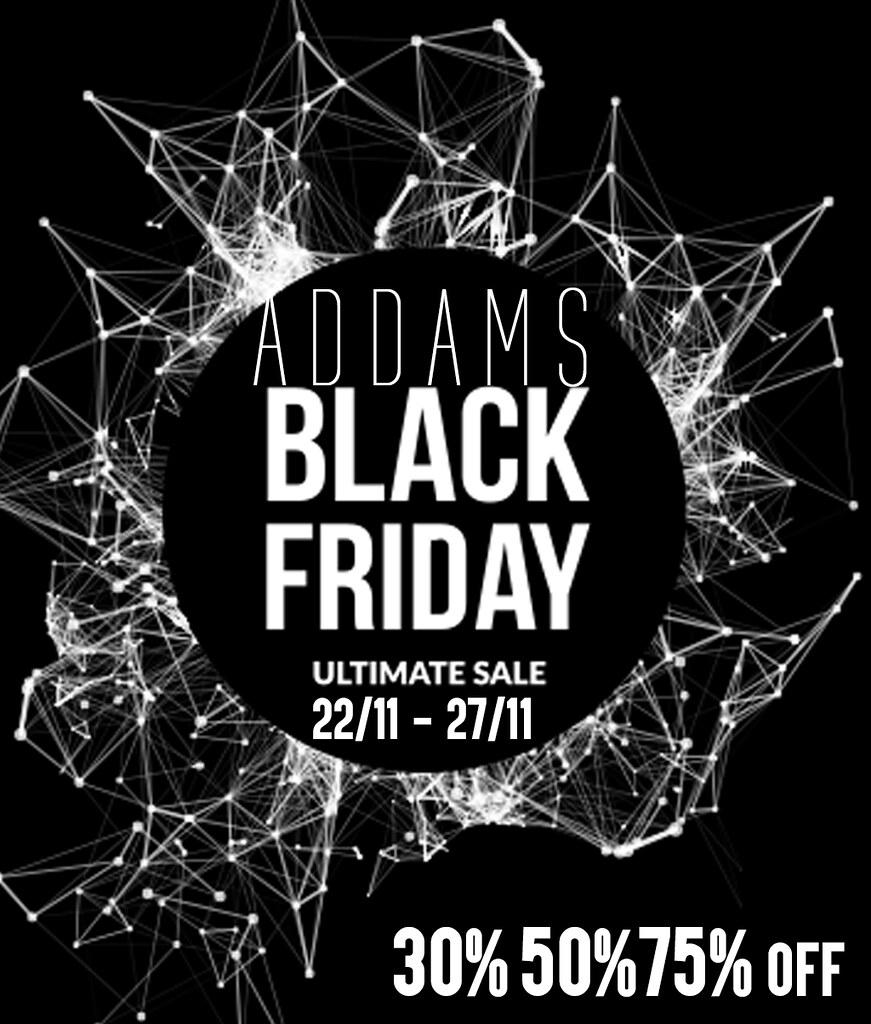 ADDAMS BLACK FRIDAY - TeleportHub.com Live!