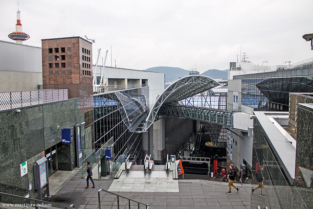 Stazione di Kyoto, curiosità sul Giappone