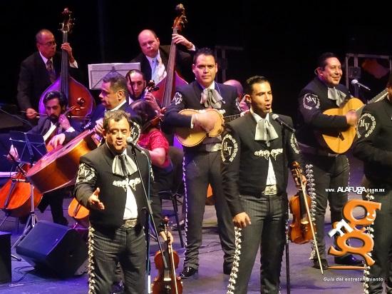 Mariachi Sinfónico - PALCCO - Guadalajara, Méx. (2017-11-18)