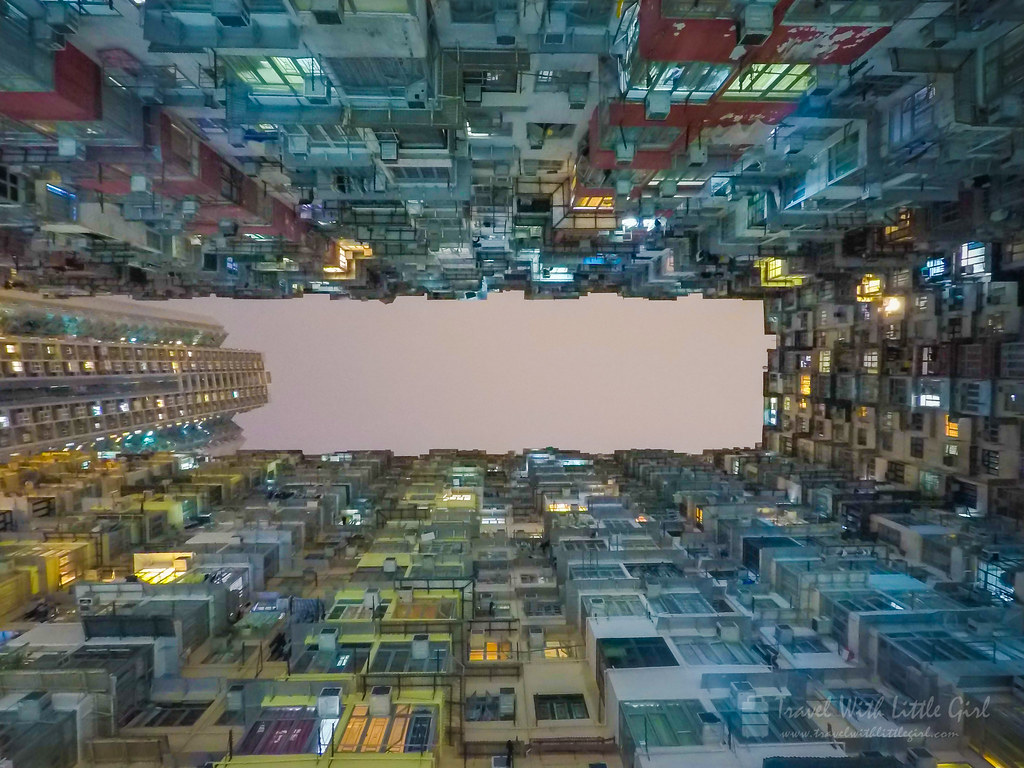 Hong Kong most Instagram building