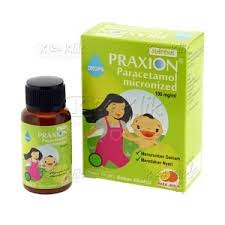 PRAXION DROP 15ML