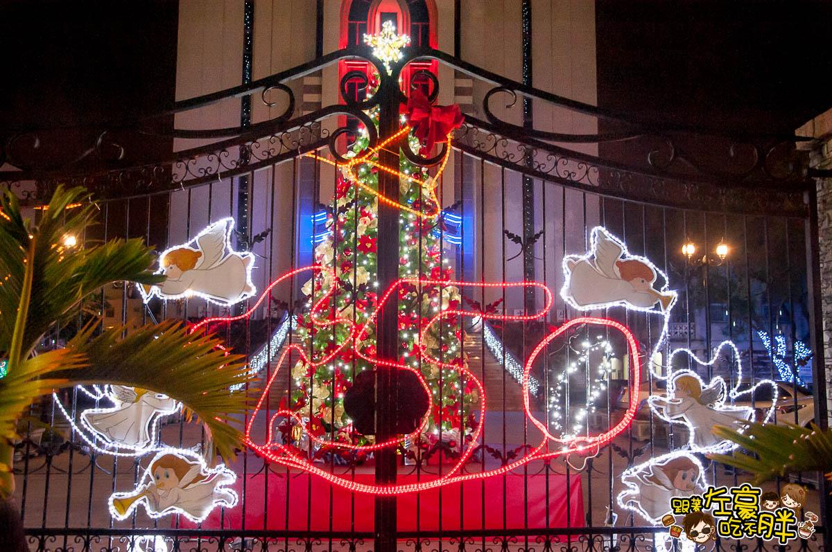 鳳山最美教堂聖誕景點-32