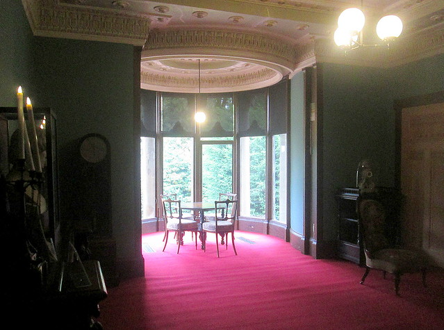 Drawing room Holmwood Glasgow