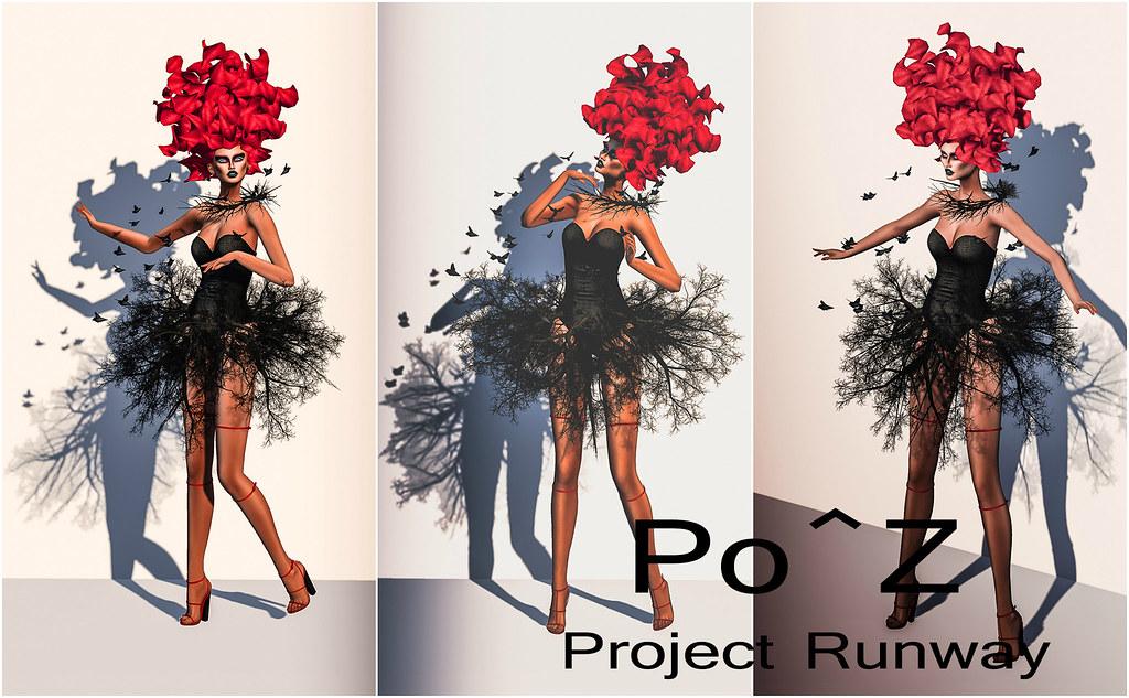Po^Z Bento - Project Runway FATPACK - TeleportHub.com Live!