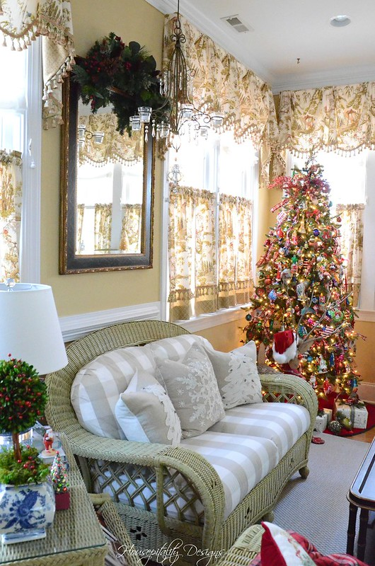 Christmas Sunroom-Housepitality Designs-6