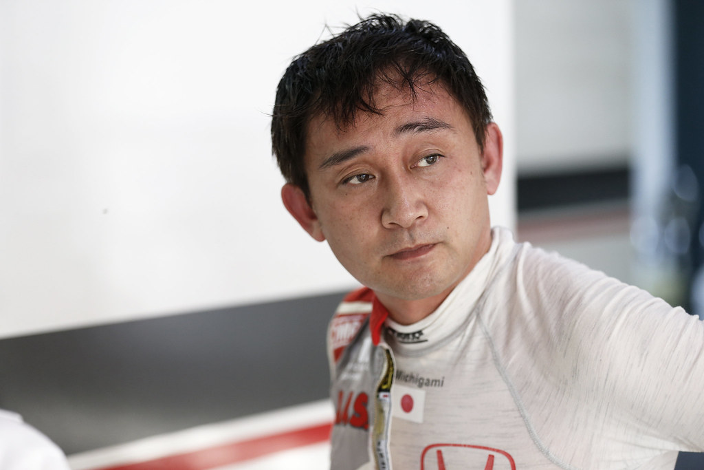 MICHIGAMI Ryo, (jpn), Honda Civic team Honda racing team Jas, ambiance portrait during the 2017 FIA WTCC World Touring Car Championship race at Losail  from November 29 to december 01, Qatar - Photo Jean Michel Le Meur / DPPI
