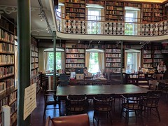 Literary & Historical Society Library