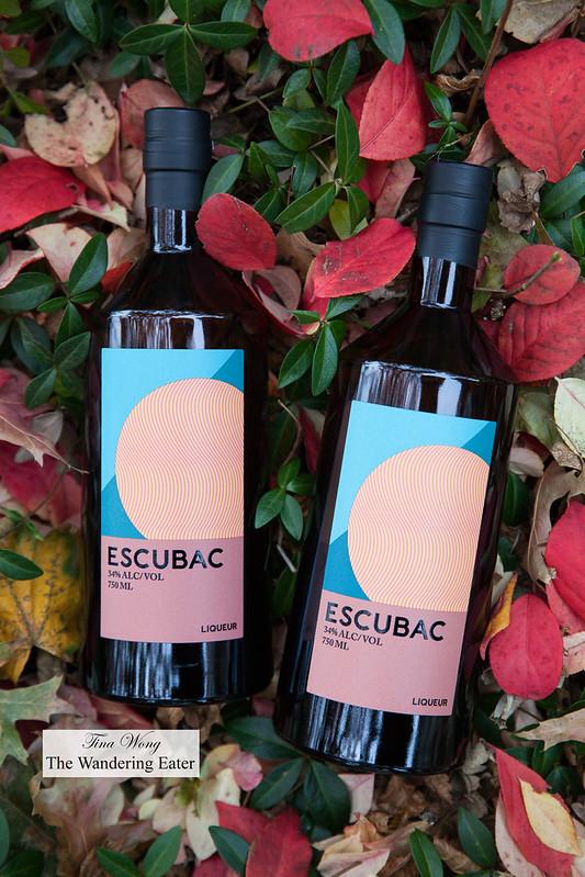 Escubac, a juniper-free botanical spirit