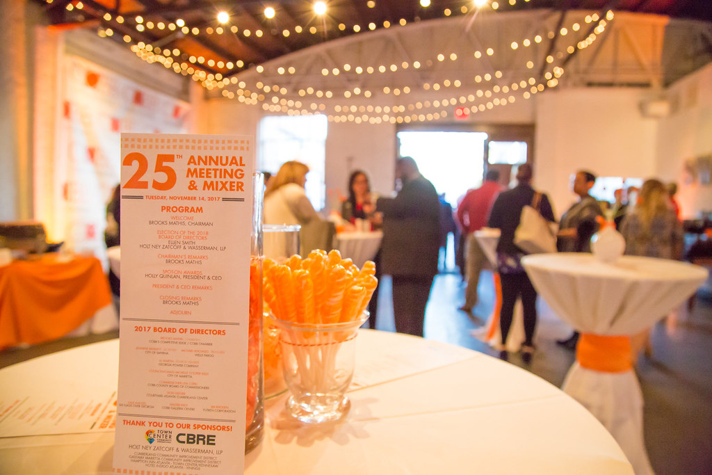 25th Annual Meeting & Mixer