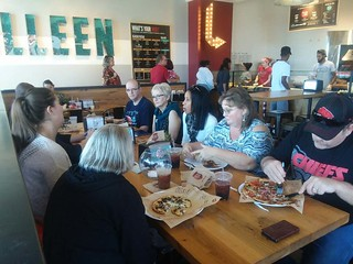 Flash Networking - MOD Pizza