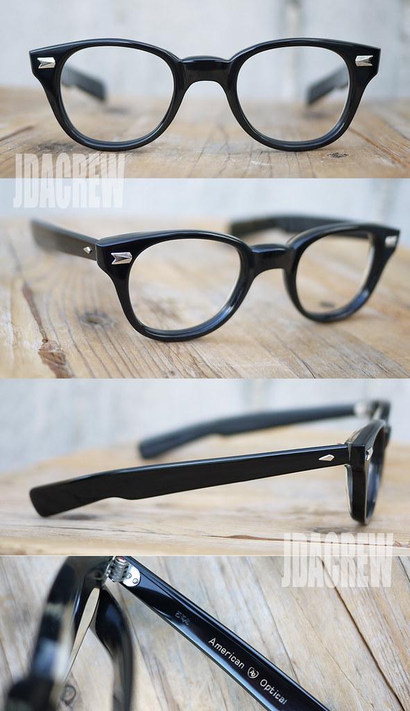ヴィンテージ アメリカンオプティカルメガネ
