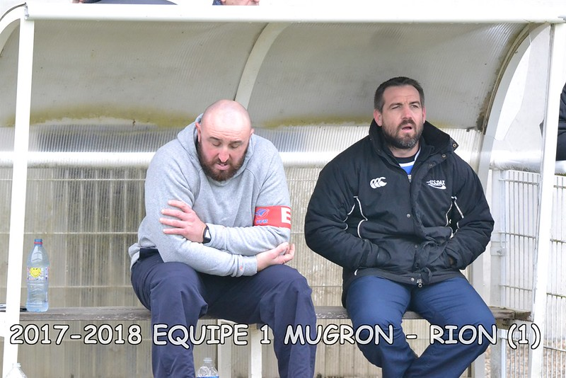 2017-2018 SENIORS 1 MUGRON- RION