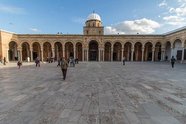 Al-Zaytuna Mosque I