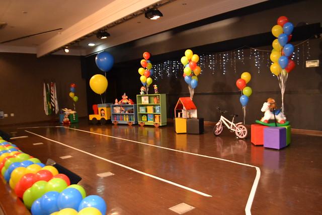 Festividade de conclusão do Nível 5 - Educação Infantil - 2017