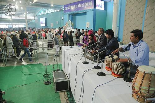 Devotional song by Satbir Nirala and Saathi from Nigana, Haryana