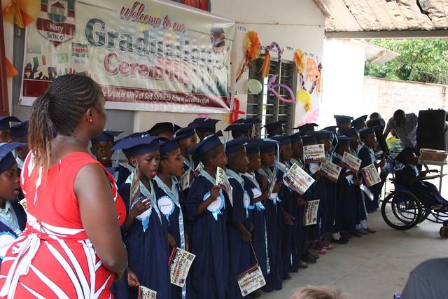 KG3 Graduating