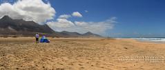 Playa de Cofete (Fuerteventura, Islas Canarias)
