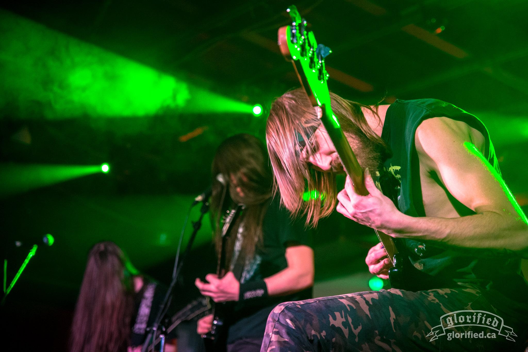 Heavy Metal in Calgary