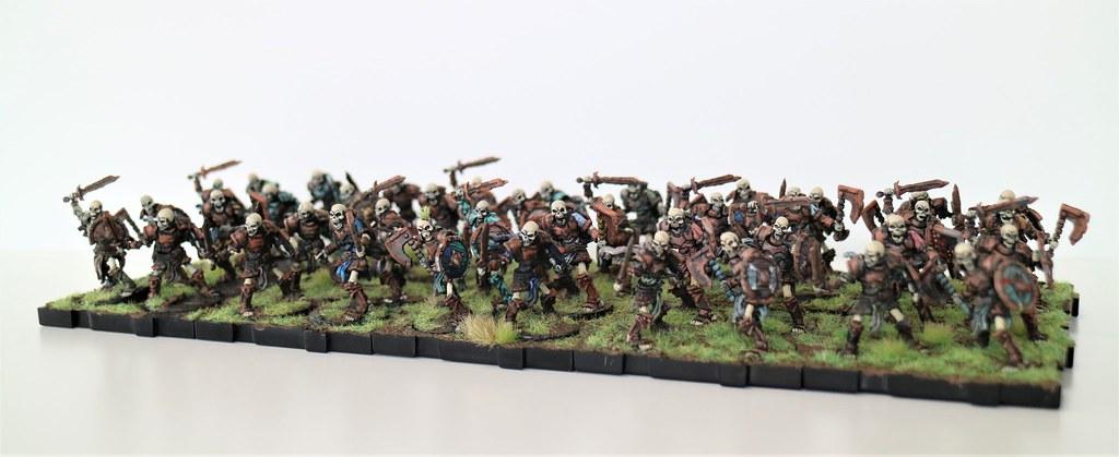 Runewars Miniatures Reanimate Army