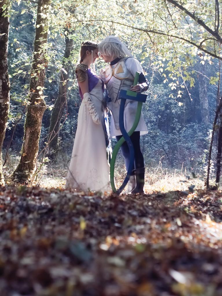 related image - Shooting Zelda & Link -2017-10-21- P1099901