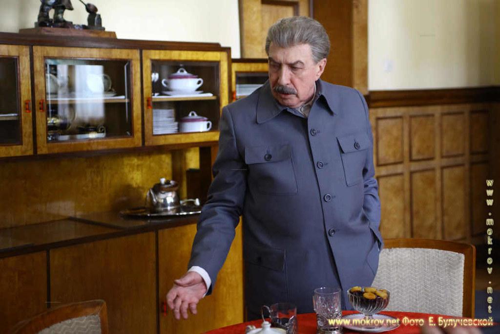 Сталин – Сергей Юрский.